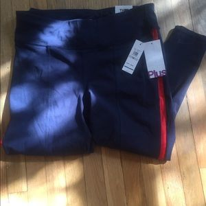 NWT tommy hilfiger leggings
